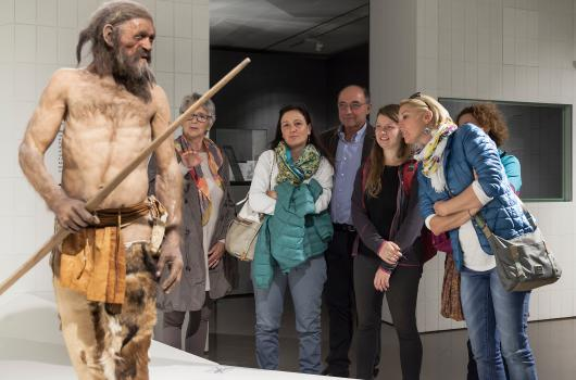 South Tyrol Museum of Archaeology Ötzi